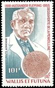 Wallis PA105 * 101 fr Alexander Fleming 1980