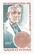 Wallis - YT PA105 - postfrisk