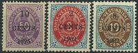 Danish Antilles - 1895-1902