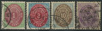 Antilles danoises - 1873-79
