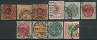 Danmark - Parti - 1854-1928