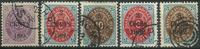 Dansk Vestindien - 1895-1902