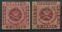 Danish Antilles - 1872