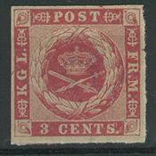 Dansk Vestindien - 1866