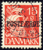 Danmark 1936 - Postfærge
