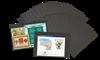 100 Cartes de classement A5 - 14,8 x 21,0 cm - Avec 5 bandes, de Leuchtturm
