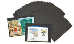 100 Stock Cards - A5 format - Lighthouse / Leuchtturm