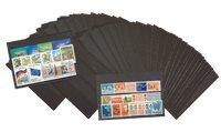 100 cartoncini classificatori A6 - 14,8 x 10,5 cm - 3 listelli