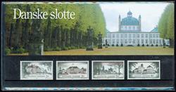 Danmark -Danske Slotte. Souvenirmappe