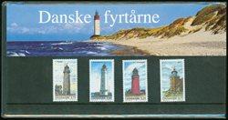 Danmark - Danske Fyrtårne. Souvenirmappe