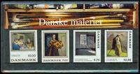 Danmark - Danske Malerier - Souvenirmappe
