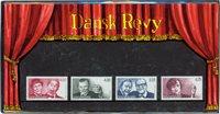 Danmark 1999 - Dansk Revy - AFA souvenirmappe 34