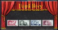 Danmark - Dansk Revy. Souvenirmappe