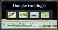 Danimarca - Uccelli migratori danesi - Souvenir folder