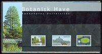 Danimarca - Giardini botanici - Souvenir folder