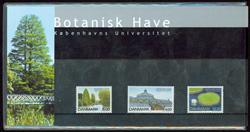 Danmark - Botanisk have. Souvenirmappe