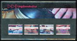 Danmark - Ungdomskultur. Souvenirmappe