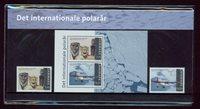 Danmark 2007 - Det internationale polar år - AFA souvenirmappe 71