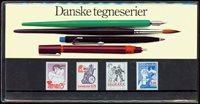 Danimarca - Fumetti danesi - Souvenir folder