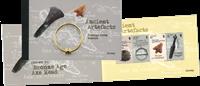 Jersey - Découvertes archéologiques - Carnet de prestige neuf
