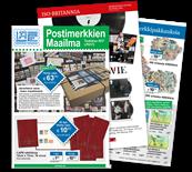 Postimerkkien Maailma - LPG173