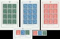 Pologne - 1947 Bie - Les 3 offres