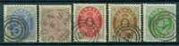 Danmark - 1871-74