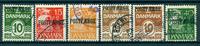 Danmark - Postfærge - 1922-30
