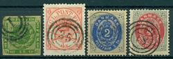 Danmark - 1858-71