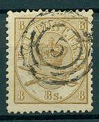 Danmark - 1868