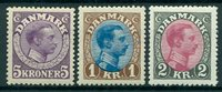 Danmark - 1920-25