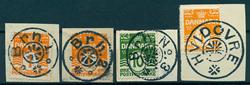 Danmark - Stempler