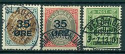 Danmark - 1912