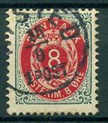 Danmark - 1902