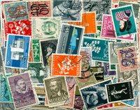 Holland - 222 forskellige stemplede frimærker