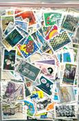 100g RANSKA - irtomerkkejä, ilman paperia