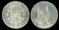 1907 Oscar II og Sofias Guld.