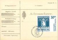 Grønland - Pakkeporto - Maxikort - Maximumkort
