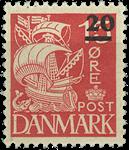 Færøerne Provisorier AFA nr. 4