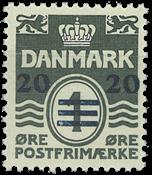 Færø.Prov. AFA 2B
