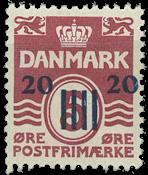 Færøerne Prov.AFA nr. 3