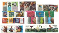 Nederland Zomerzegels - Nr. ouderenzegels 1993-2001, compleet - Postfris