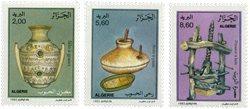 Algérie - YT 1044-46 - Neuf