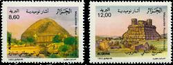 Algeriet - YT 1047-48 - Postfrisk