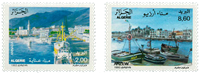 Algérie - YT 1050-51 - Neuf