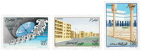 Algeriet - YT 942+44+45 - Postfrisk