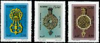 Algérie - YT 1037-39 - Neuf