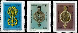Algeriet - YT 1037-39 - Postfrisk