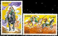 Algeriet - YT 671-72 - Postfrisk