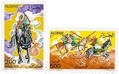 Algérie - YT 671-72 - Neuf